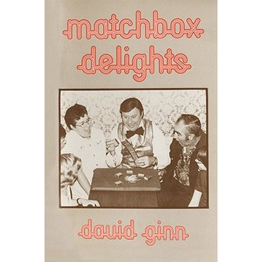 Match Box Delights by David Ginn - eBook DOWNLOAD
