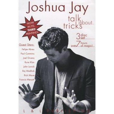 Talk About Tricks (Vol 1 thru 3) by Joshua Jay video DOWNLOAD