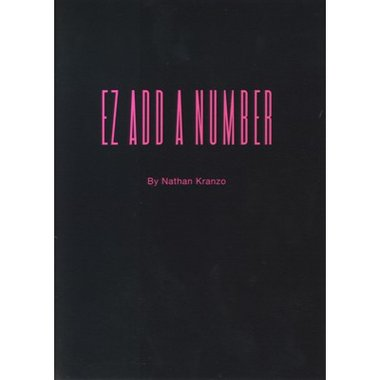 EZ Add A Number by Nathan Kranzo video DOWNLOAD