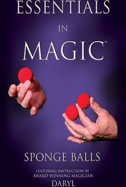 Essentials in Magic Sponge Balls - Spanish video DOWNLOAD