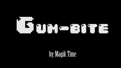 GUMBITE (Gimmick and Online Instructions) by Magik Time and Alex Aparicio - Trick