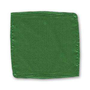 Silk 12 inch Single (Green) Magic by Gosh - Trick