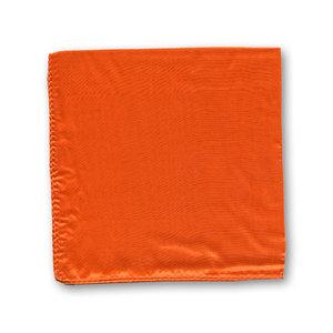 Silk 12 inch single (Orange) Magic by Gosh - Trick