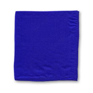 Silk 12 inch single (Royal Blue) Magic by Gosh - Trick