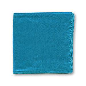 Silk 12 inch single (Turquoise) Magic by Gosh - Trick