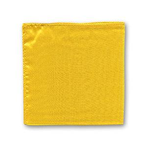 Silk 12 inch single (Yellow) Magic by Gosh - Trick