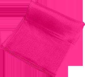 Silk 6 inch (Hot Pink) Magic by Gosh - Trick