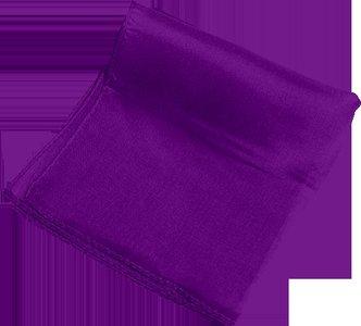 Silk 6 inch (Violet) Magic by Gosh - Trick