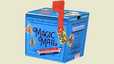 Magic Mail by Joshua Jay - Trick