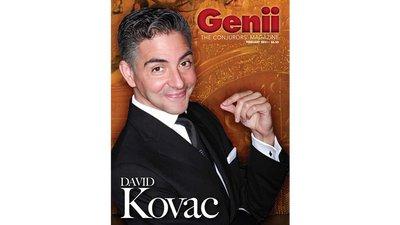 Genii Magazine February 2021- Book