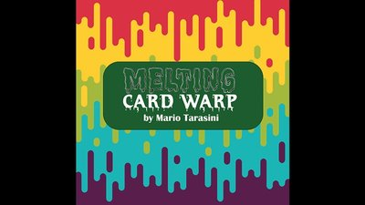 Melting Card Warp by Mario Tarasini video DOWNLOAD