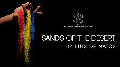 Professional Sands of Desert by Luis de Matos - Trick