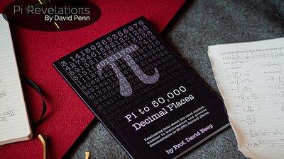 Pi Revelations by David Penn - Book