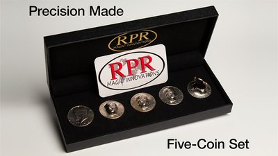 3D Kennedy Collection (Gimmicks and Online Instructions) by RPR Magic Innovations - Trick