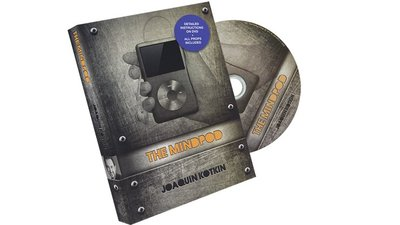 The Mindpod (DVD and Gimmick) by Joaquin Kotkin and Luis de Matos - DVD
