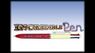 Incredible Pen by Ebbytones video DOWNLOAD