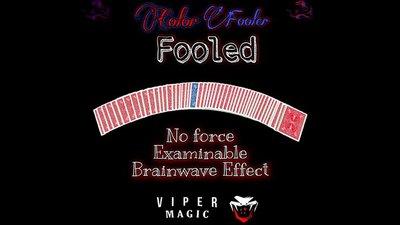 Color Fooler Fooled by Viper Magic video DOWNLOAD