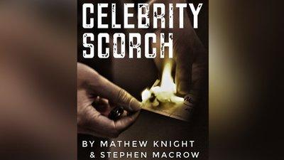 Celebrity Scorch (Joker and Batman) by Mathew Knight and Stephen Macrow