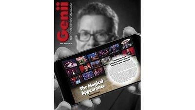 Genii Magazine July 2021- Book