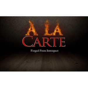 A La Carte - Forged from Introspect (English) by Andrew Woo - ebook DOWNLOAD