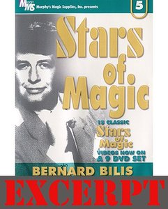 Envelope Prediction & Bilis Switch video DOWNLOAD (Excerpt of Stars Of Magic #5 (Bernard Bilis))