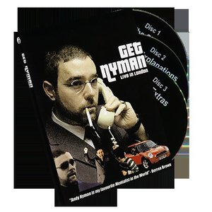 Get Nyman by Andy Nyman & Alakazam - DVD