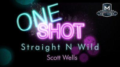 MMS ONE SHOT - Straight N Wild by Scott Wells video DOWNLOAD