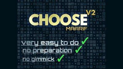 Choose V2 by Maarif video DOWNLOAD