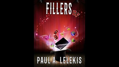 FILLERS by Paul A. Lelekis Mixed Media DOWNLOAD
